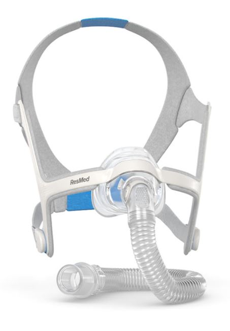 resmed airfit n20 nasal cpap mask with headgear medium